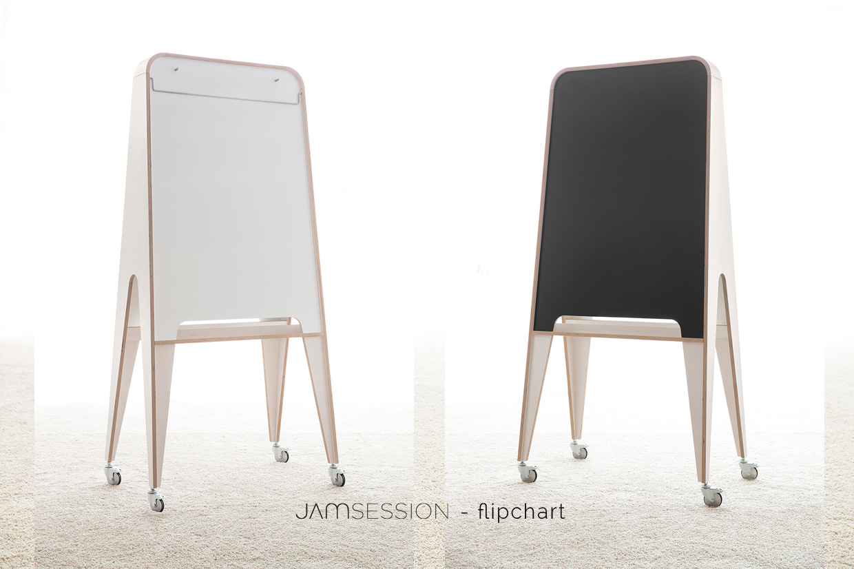 Jamsession Flipchart Smallboard